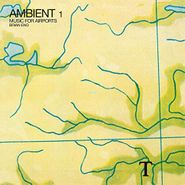 Brian Eno, Ambient 1: Music For Airports [Remastered 180 Gram Vinyl]  (LP)