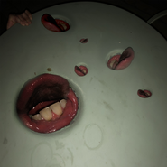 Death Grips, Year Of The Snitch [Clear Vinyl] (LP)