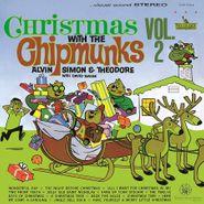 The Chipmunks, Christmas With The Chipmunks Vol. 2 [White Vinyl] (LP)