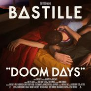 Bastille, Doom Days [Red/Black Splatter Vinyl] (LP)