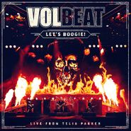 Volbeat, Let's Boogie! Live From Telia Parken (CD)