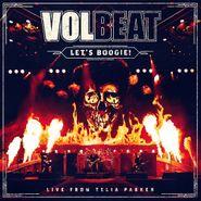 Volbeat, Let's Boogie! Live From Telia Parken [Box Set]  (LP)