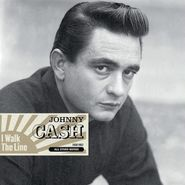 Johnny Cash, I Walk The Line: 1956-1957 [Clear Vinyl] (LP)