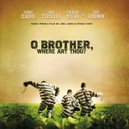 Various Artists, O Brother, Where Art Thou? [OST] [Blue Vinyl] (LP)