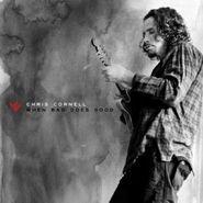 """Chris Cornell, When Bad Does Good [Black Friday White/Black Marble Vinyl] (7"""")"""
