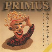 Primus, Rhinoplasty [Red Vinyl] (LP)