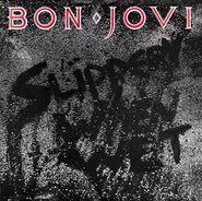 Bon Jovi, Slippery When Wet [Red Vinyl] (LP)
