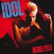Billy Idol, Rebel Yell [Red Vinyl] (LP)