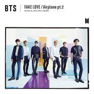 BTS, Fake Love / Airplane Pt. 2 [CD + DVD] (CD)