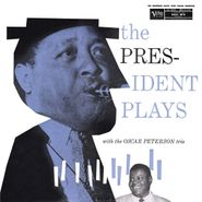 Lester Young, The President Plays With The Oscar Peterson Trio (LP)