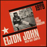 Elton John, Live From Moscow [Record Store Day Clear Vinyl] (LP)
