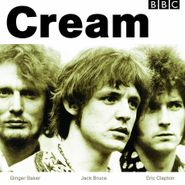 Cream, BBC Sessions [Beige Colored Vinyl] (LP)