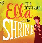 Ella Fitzgerald, Ella At The Shrine (LP)