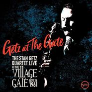 Stan Getz Quartet, Getz At The Gate (LP)