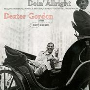 Dexter Gordon, Doin' Allright [180 Gram Vinyl] (LP)