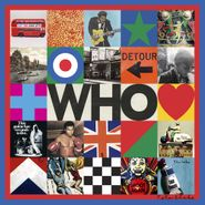 The Who, WHO (LP)
