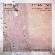 Brian Eno, Apollo: Atmosphere & Soundtracks [Extended Hardcover Book Edition] (CD)