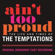 Cast Recording [Stage], Ain't Too Proud: The Life & Times Of The Temptations [OST] (CD)
