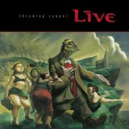 Live, Throwing Copper [25th Anniversary Edition] (CD)