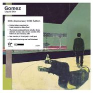 Gomez, Liquid Skin [20th Anniversary Edition] (CD)