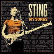 Sting, My Songs (CD)