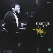 Marvin Gaye, What's Going On Live (LP)