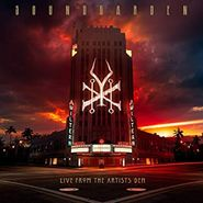 Soundgarden, Live From The Artists Den (LP)