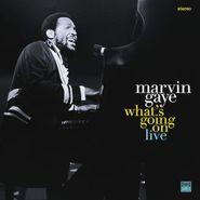 Marvin Gaye, What's Going On Live (CD)