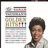 Sarah Vaughan, Golden Hits!!! [Gold Vinyl] (LP)