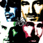 U2, Pop [Orange Vinyl] (LP)