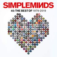 Simple Minds, 40: The Best Of 1979-2019 (LP)