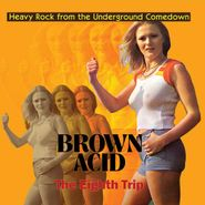 Various Artists, Brown Acid: The Eighth Trip (LP)
