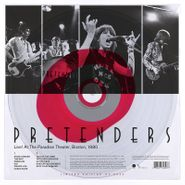Pretenders, Live! At The Paradise Theater, Boston, 1980 [Record Store Day Colored Vinyl] (LP)