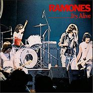 Ramones, It's Alive [Red & Blue Colored Vinyl] (LP)