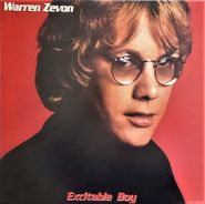 Warren Zevon, Excitable Boy [Red Vinyl] (LP)