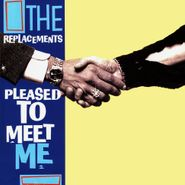The Replacements, Pleased To Meet Me [Blue Vinyl] (LP)