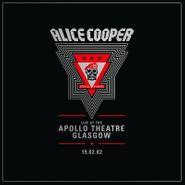 Alice Cooper, Live From The Apollo Theatre Glasgow 19.02.82 [Record Store Day] (LP)