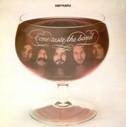Deep Purple, Come Taste The Band [Purple Vinyl] (LP)