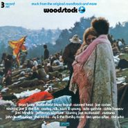 Various Artists, Woodstock: Music From The Original Soundtrack & More [Blue/Pink Vinyl] (LP)