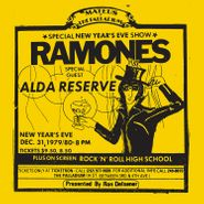 Ramones, Live At The Palladium, New York, NY 12/31/1979 [Record Store Day] (LP)