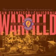 Grateful Dead, The Warfield, San Francisco, CA 10/9/80 & 10/10/80 [Record Store Day] (LP)