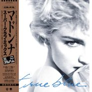 "Madonna, True Blue (Super Club Mix) [Record Store Day Blue Vinyl] (12"")"