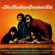 The Monkees, The Monkees Greatest Hits [Orange Vinyl] (LP)