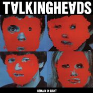 Talking Heads, Remain In Light [Black Friday Red Vinyl] (LP)