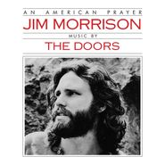 Jim Morrison, An American Prayer [Black Friday Red Vinyl] (LP)