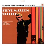 Lalo Schifrin, Bullitt [OST] [Orange Vinyl] (LP)