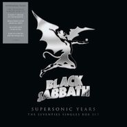 "Black Sabbath, Supersonic Years: The Seventies Singles [Box Set] (7"")"