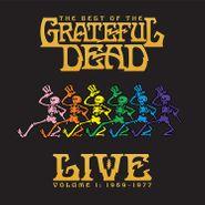 Grateful Dead, The Best Of The Grateful Dead Live Vol. 1: 1969-1977  (LP)