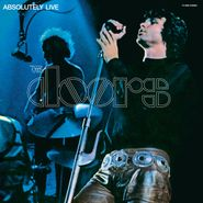 The Doors, Absolutely Live [Black Friday Blue Vinyl] (LP)