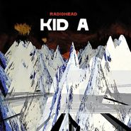 Radiohead, Kid A [w/ Bonus DVD] (CD)